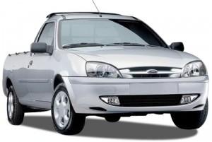 Ford Courier 2011 (imágenes y ficha técnica)