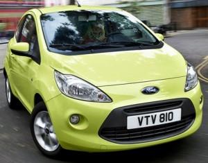 Ford Ka 2011: ficha técnica, imágenes y lista de rivales