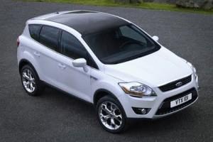 Ford Kuga 2011: ficha técnica, imágenes y lista de rivales
