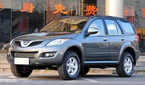 Great Wall Haval 5 2011: precio, ficha tcnica, imgenes y lista de rivales