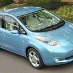 Nissan planea recargar el Leaf con energía solar