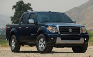 Suzuki Equator 2011: ficha técnica, imágenes y lista de rivales