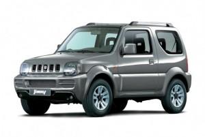 Suzuki Jimny  2011 (imágenes y ficha técnica)