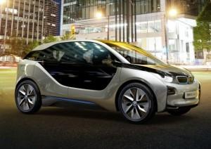 BMW i3 Concept: imágenes y ficha técnica