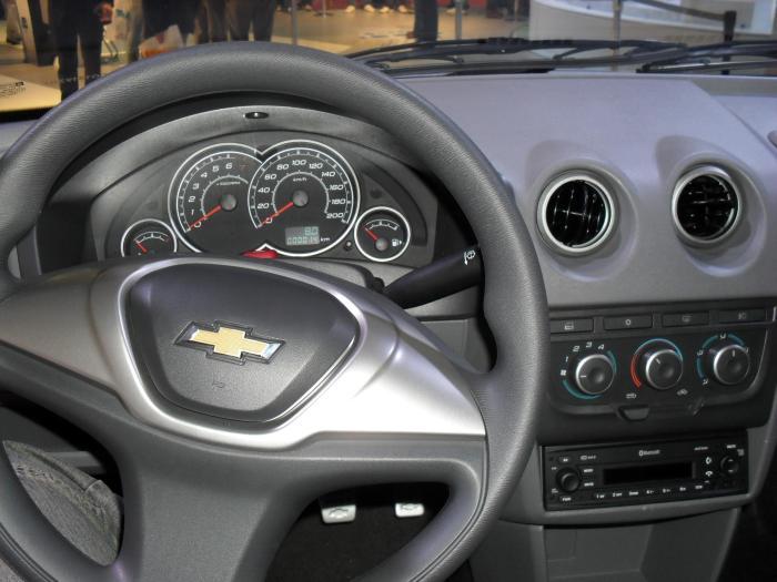 Chevrolet Prisma 2012 Ficha T 233 Cnica Im 225 Genes Y Lista De