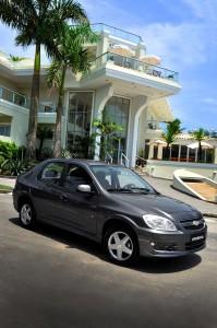 Chevrolet Prisma 2012: ficha técnica, imágenes y lista de rivales