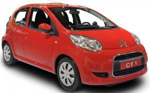 Citroën C1 modelo 2011: ficha técnica, imágenes y lista de rivales