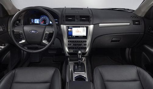 Ford Fusion Hybrid 2011 Precio Ficha T 233 Cnica Im 225 Genes Y