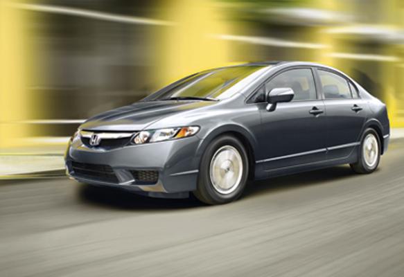 2011 Honda Civic Hybrid Sedan Related Infomation