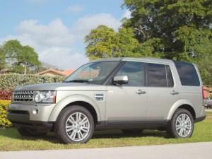 Land Rover LR4 modelo 2011: ficha técnica, imágenes y lista de rivales