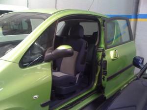Peugeot 1007 modelo 2011 (imágenes y ficha técnica)