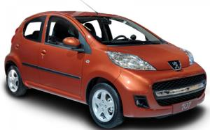Peugeot 107 modelo 2011: ficha técnica, imágenes y lista de rivales