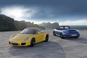Porsche 911 Carrera 4 GTS 2011