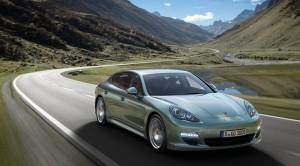 Porsche Panamera 2011, ahora también con motor diesel