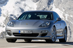 Porsche Panamera S Hybrid 2011: ficha técnica, imágenes y lista de rivales