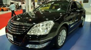 Renault-Samsung SM7 modelo 2011: ficha técnica, imágenes y lista de rivales