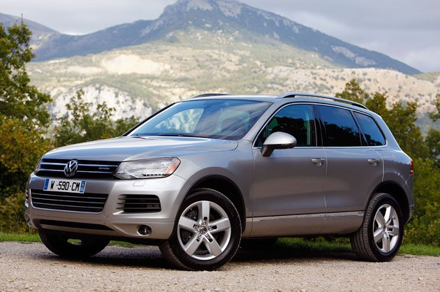 volkswagen touareg hybrid 2011 im genes y ficha t cnica. Black Bedroom Furniture Sets. Home Design Ideas