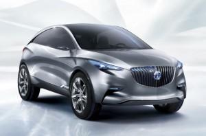 Buick Envision Concept: un carro muy futurista