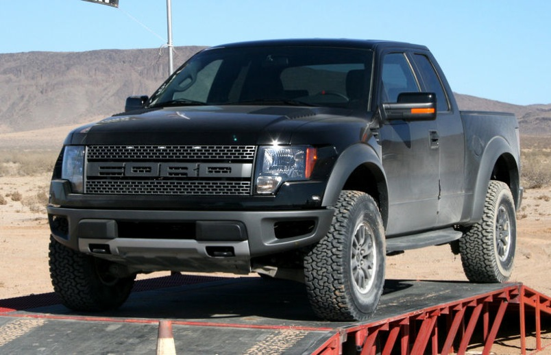 Ford F 150 Raptor SVT 2011: precio, ficha técnica, imágenes y lista
