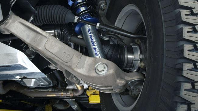 Ford F 150 Raptor Svt 2011 Un Esquema De Suspensi 243 N