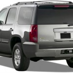 GMC Yukon 2011: Tiene como rivales al Ford Expedition, Chevrolet Tahoe, Chevrolet Suburban, Mercedes Benz Clase GL y el Toyota Sequoia.