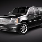 GMC Yukon Denali 2011: Tiene como rivales a las versiones ms lujosas y potentes del Ford Expedition, Chevrolet Tahoe, Chevrolet Suburban, Mercedes Benz Clase ML, BMW X5 M,  Land Rover Range Rover, Jeep Grand Cherokee, Audi Q7, Porsche Cayenne, Acura MDX y el Toyota Land Cruiser.