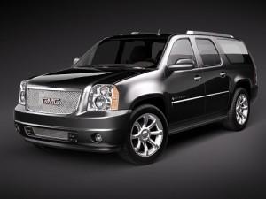 lujosas y potentes del Ford Expedition, Chevrolet Tahoe, Chevrolet