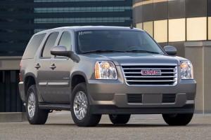 GMC Yukon Hybrid 2011: precio, ficha técnica, imágenes y lista de rivales