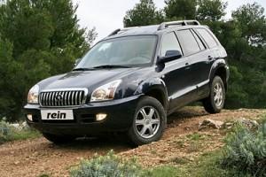 JAC Rein 2011: precio, ficha técnica, imágenes y lista de rivales