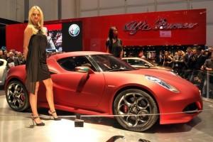 Alfa Romeo 4C Concept (imágenes y datos)