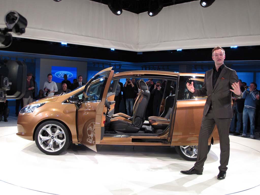el ford b max llegar en el 2012 lista de carros. Black Bedroom Furniture Sets. Home Design Ideas