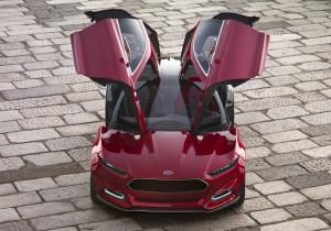 Ford Evos Concept: así serán los nuevos diseños de Ford