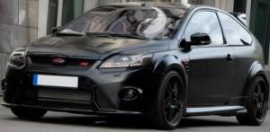 "Ford Focus ST Black Edition: ""el carro fantástico"" de Ford"