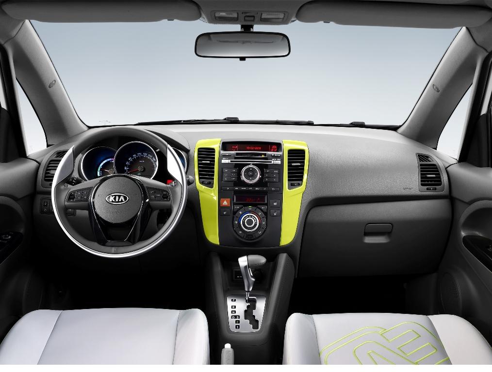 El kia venga ev llegar en el 2013 datos im genes y rivales lista de carros - Auto innen dekorieren ...