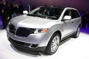 Lincoln MKX 2011: ficha técnica, imágenes y lista de rivales