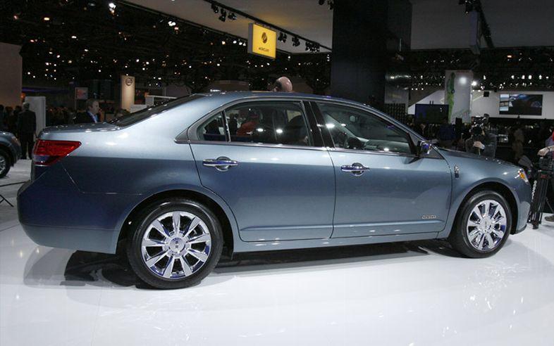 Lincoln Mkz Hybrid 2011 Precio Ficha T 233 Cnica Im 225 Genes Y