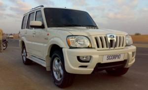Mahindra Scorpio 2011: precio, ficha técnica, imágenes y lista de rivales