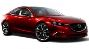 Mazda Takeri Concept: el próximo Mazda6