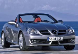 Mercedes Benz Clase SLK 2011: ficha técnica, imágenes y lista de rivales