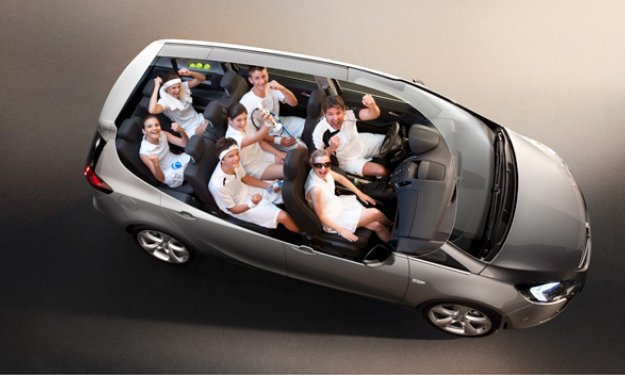 Opel Zafira Tourer Ficha Tcnica Imgenes Y Lista De Rivales