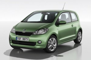 Skoda Citigo: ficha tcnica, imgenes y lista de rivales
