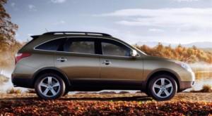 Hyundai Veracruz 2012: ficha técnica, imágenes y lista de rivales