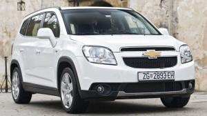 Chevrolet Orlando 2012: precio, ficha técnica, imágenes y lista de rivales
