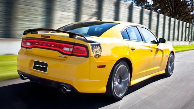 dodge charger super bee srt8 yellow jacket edition 2012 lista de carros. Black Bedroom Furniture Sets. Home Design Ideas