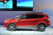 Salón de Los Ángeles 2011: Ford Escape 2013 (datos e imágenes en vivo)