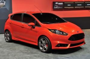 Ford Fiesta ST Concept (imágenes en vivo)
