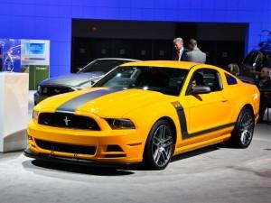 Salón de Los Ángeles 2011: Ford Mustang 2013