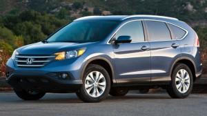 Honda CR-V 2012: precio, ficha técnica, imágenes y lista de rivales