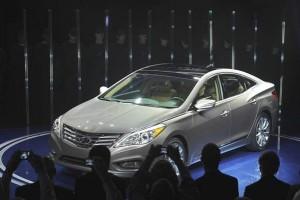 Salón de Los Ángeles 2011: Hyundai Azera 2012