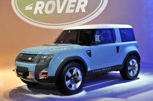 Salón de Los Ángeles 2011: Land Rover DC100 Concept